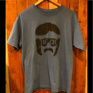 Other - Men's Beck face T-shirt.  Size L
